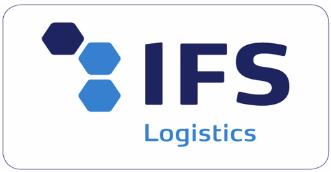 Nuestro servicio certificado IFS Logistic